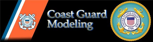 Coast Guard Modeling Logo